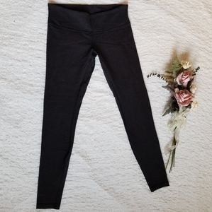 Lululemon Black Yoga Pants Size 10